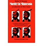img - for [ Murder in Minnesota: A Collection of True Cases (Minnesota) ] MURDER IN MINNESOTA: A COLLECTION OF TRUE CASES (MINNESOTA) by Trenerry, Walter N ( Author ) ON Apr - 15 - 1962 Paperback book / textbook / text book