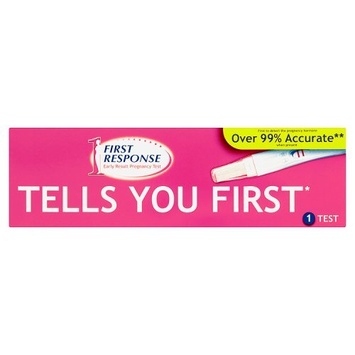 First Response Early Result Pregnancy Test, 1 Test