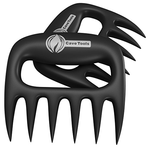 Lowest Price! Pulled Pork Shredder Claws for Meat ⋆ Best BBQ Pulling Forks ⋆ Shredding, Handling...