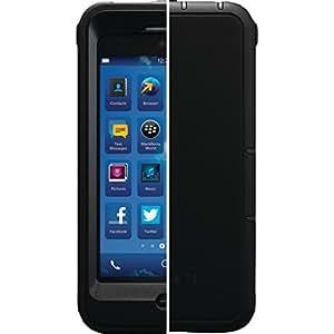 OtterBox Defender Series Case and Holster for BlackBerry Z10 - Black (Bulk Packaging)