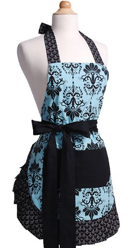 Retro Aprons With A Modern Twist