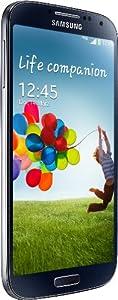 Samsung Galaxy S4 Smartphone débloqué 4G (Ecran: 4.99 pouces - 16 Go - Android 4.2 Jelly  Bean) Noir