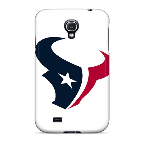 New Thinking Fast Super Strong Houston Texans Tpu Case Cover For Galaxy S4