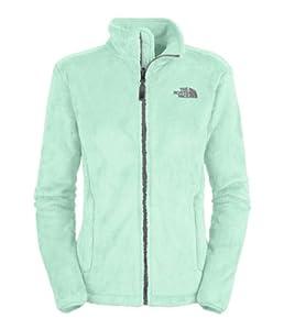 Amazon.com: The North Face Womens Osito Jacket Beach Glass Green LG