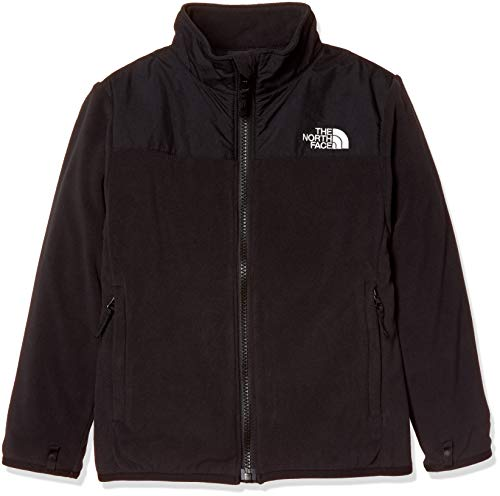 [ザ・ノース・フェイス] ジップインマウンテンバーサマイクロジャケット Zi Mountain Versa Micro Jacket キッズ ブラック 日本 110 (日本サイズ110 相当)