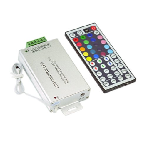 Dc 12V-24V 12A 44Key Ir Remote Controller For Rgb Smd 5050 3528 Led Strip