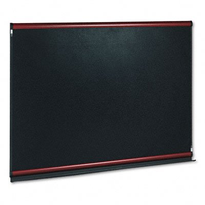 Connectable modular board system, black embossed foam, 72 x 48, mahogany - Buy Connectable modular board system, black embossed foam, 72 x 48, mahogany - Purchase Connectable modular board system, black embossed foam, 72 x 48, mahogany (Quartet Manufacturing. Co., Office Products, Categories, Office & School Supplies, Presentation Supplies, Presentation & Display Boards, Bulletin Boards)