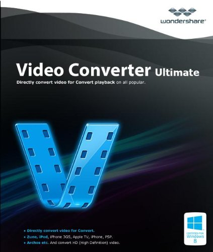 Wondershare Video Converter Ultimate 6 [Download] (Video Converter Program compare prices)
