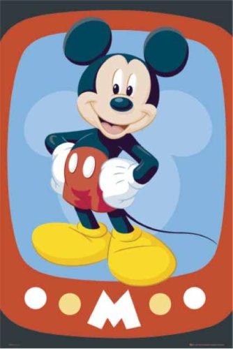 ディズニーポスター ミッキーマウス DYPP-31