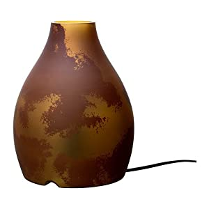 Table lamp, dark yellow