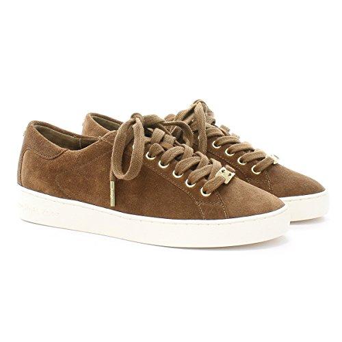 Michael Kors Sneaker Keaton Kiltie Sneaker Dk Caramel 38