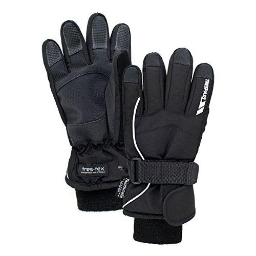 trespass-ergon-kids-waterproof-ski-glove