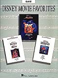 Disney Movie Favorites: Clarinet Solos (Instrumental Solo)