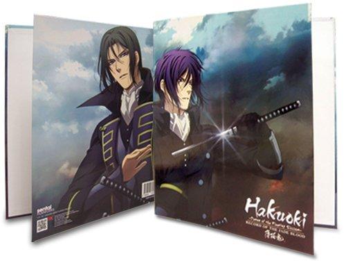 Hakuoki Season 2 : Haijikata & Saito Binder