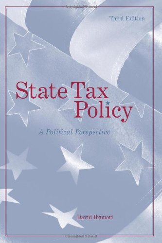 State Tax Policy: A Political Perspective