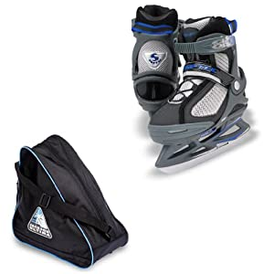 Jackson Softec Adjustable Ice Skates - ST1003 Boys Hockey Ice Skates - Jackson JL300... by Jackson