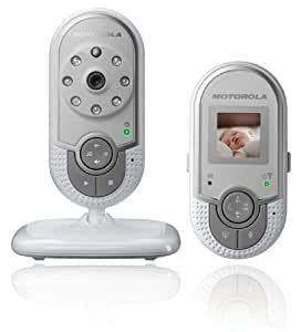 motorola digital video baby monitor with 1 5 inch color lcd screen baby. Black Bedroom Furniture Sets. Home Design Ideas