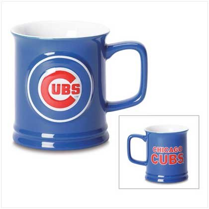 Chicago Cubs Baseball Nostalgia Collectible Coffee Mug at Amazon.com