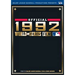 Official 1992 World Series Film