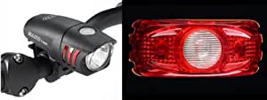 NiteRider Mako 1-Watt Headlight and CherryBomb Taillight Combo.