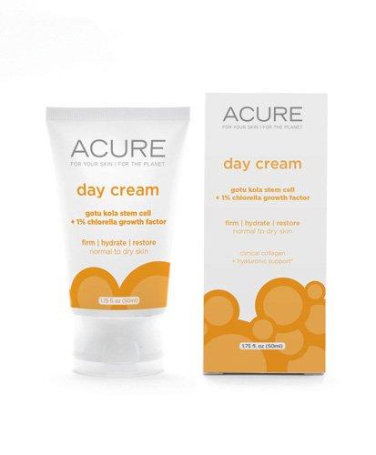 ACURE Day Cream Gotu Kola Stem Cell + 1% Chlorella, 1.75 oz