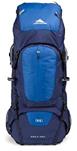 High Sierra Sentinel 65 Internal Frame Pack by High Sierra