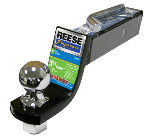 Review Reese Towpower 21556 Class III Towing Starter Kit