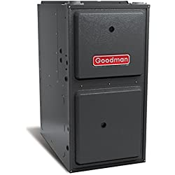 Goodman GMEC96 - 100,000 BTU - Gas-Fired Furnace - NG - 96% AFUE - Two-Stage - Upflow/Horizontal - Multi-Speed