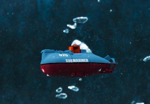 超小型潜水艦 サブマリナー075