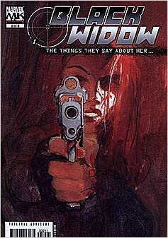 Black Widow 2: The Things They Say About Her (2005 series) #1