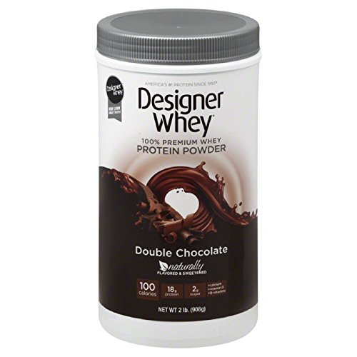 Designer Protein Designer Whey - Double Chocolate, 2 lb (908g) - (3 Pack)