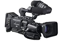 JVC GY-HD200U High Definition 3-CCD MiniDV Professional Camcorder (Body Only)