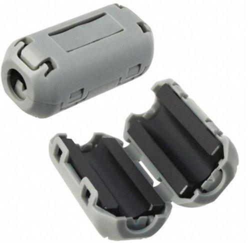 クランプ フィルター (用途:USBケーブル等)