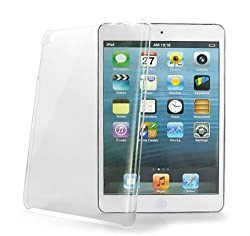 DNG Crystal Clear Transparent Hard Back Case Cover for Apple iPad Air 2 2nd Gen