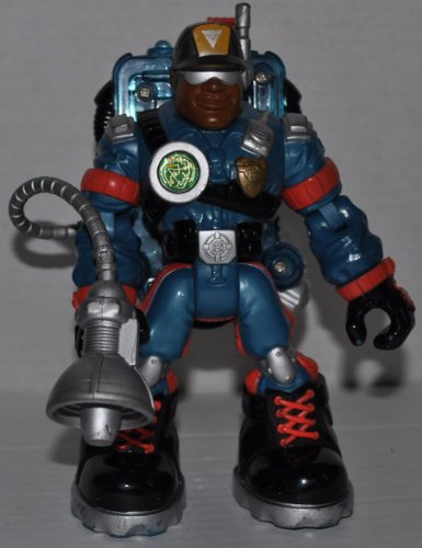 41e1UdUiqIL Cheap Price Police Officer Jake Justice (with Voice Tech Backpack) (Retired)   Rescue Hero   Fisher Price Action Figure   Non Violent Doll