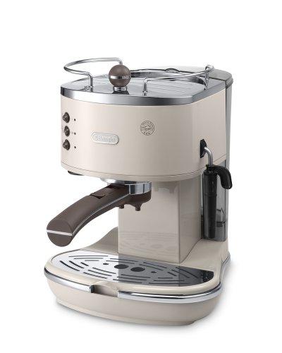 ICONA VINTAGE De'Longhi ECOV310 macchina per caffè espresso con pompa - Beige