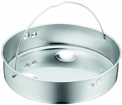 WMF Perfect Plus Solid Insert for 4-1/2-Quart, 6-1/2-Quart, 8-1/2-Quart Pressure Cookers by WMF