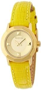 [ニクソン]NIXON MINI B: GOLD/YELLOW NA3381533-00 レディース 【正規輸入品】