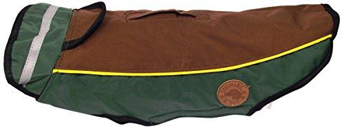 country-pets-cp286376-hundewintermantel-harness-wasserabweisend-grun-braun-75-cm