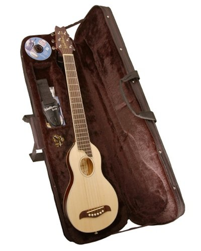Washburn Rover Travel Guitar - Natural
