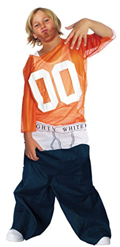 Boys Tighty Whitey Kids Child Fancy Dress Party Halloween Costume