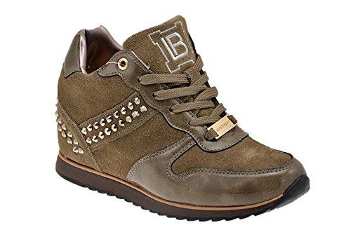 Laura Biagiotti 212 Zeppa Interna 6 Cm Sneakers N.