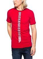 Cerruti Camiseta Manga Corta CMM8022750 C0843 (Rojo)