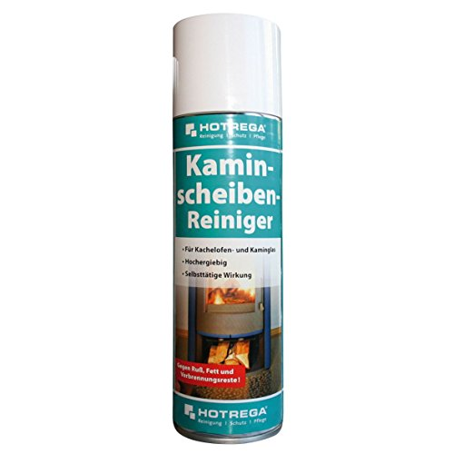 Hotrega H130907 Flue Cleaner, Professional Cleaner For residue-free removal Hartnäckigster Dirt