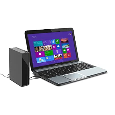 Toshiba Canvio Desktop External Hard Drive (HDWC250XK3J1)