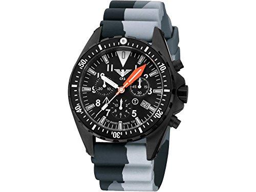 KHS Orologio Uomo MissionTimer 3 OT Cronografo KHS.MTAOTC.DC1