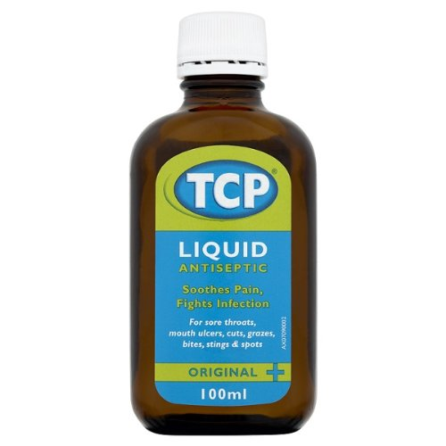 TCP Liquid Antiseptic Original 100ml - Pack of 6