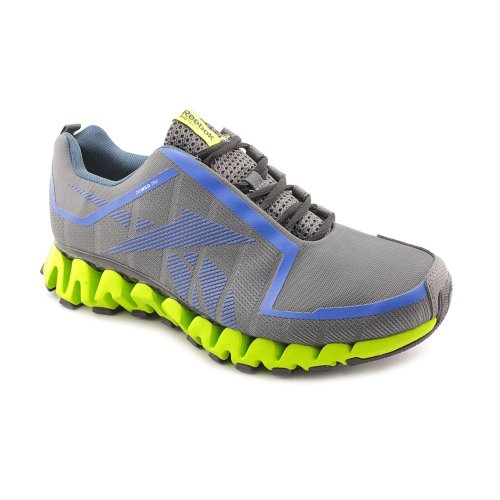 san francisco f3445 7bc54 Men s Reebok Zigwild TR 2 Running Shoes GREY MULTI 12 M