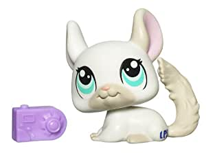 Littlest PetShop - 94458 - Poupée - Single A - Chinchilla
