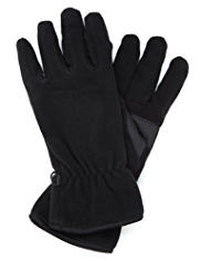 Fleece Plain Gloves